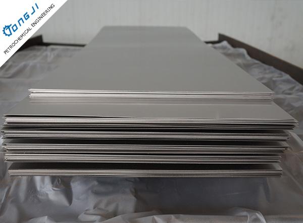 Titanium Plates & Sheets